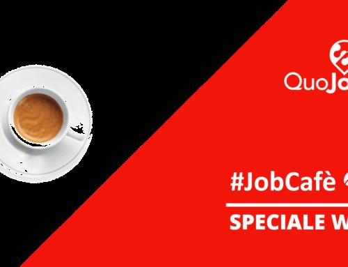 #JobCafè – Speciale W20